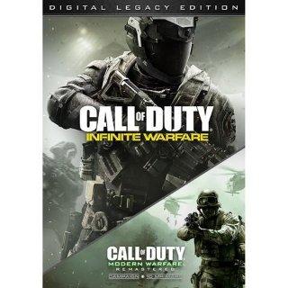 $14.99Call of Duty Infinite Warfare - Digital Legacy Edition [PC Online Code]