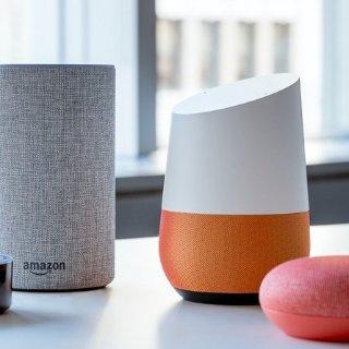 额外7.5折,多款可选电子产品特卖,入Echo/Google Home等智能语音助手