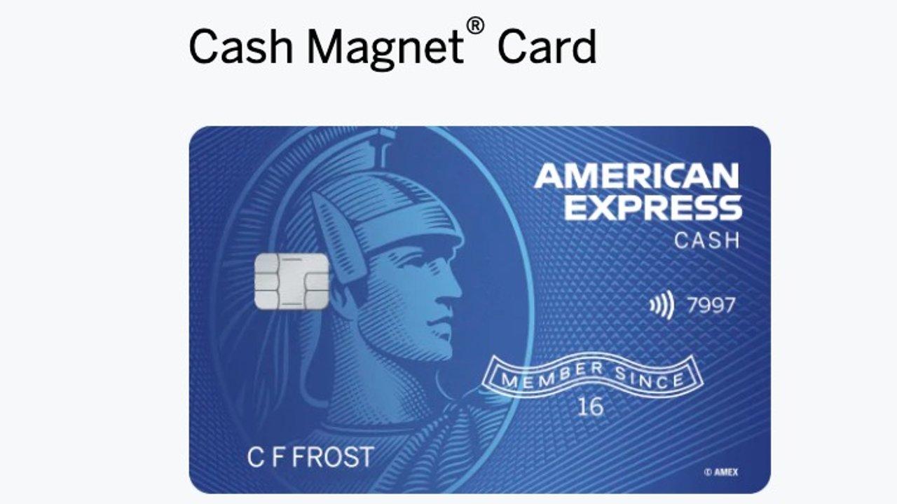 AmEx Cash Magnet 详解
