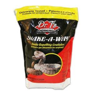 Dr. T's 4 lb. Snake-A-Way Snake Repellent