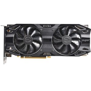 EVGA GeForce RTX 2070 SUPER BLACK GAMING 显卡