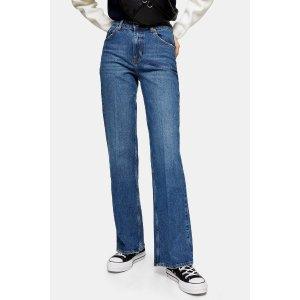 Topshop牛仔裤