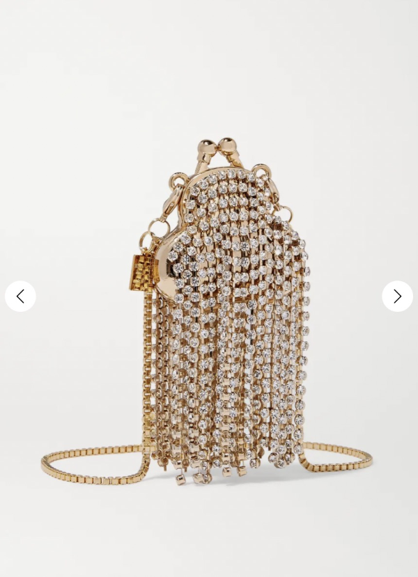 水晶链条包