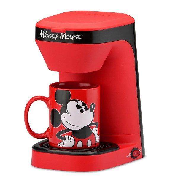 咖啡机+咖啡杯,一杯咖啡容量