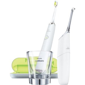Philips白钻牙刷+水牙线白钻牙刷+冲牙器套装