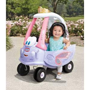 $44.97(原价$74.39)史低价:Little Tikes 仙女款儿童轿车
