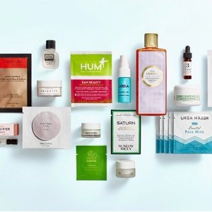 Get a Free 17-Piece Giftwith Your $85 Natural Beauty or Wellness Purchase @ Nordstrom