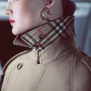 低至4折巴宝莉官网 冬季大促 外套、大衣专场 质感满分