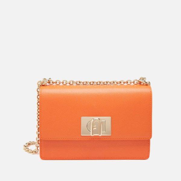 橙色小方包