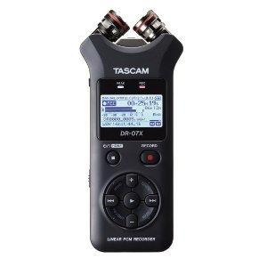 TASCAM DR-07 MKII 便携数字录音笔
