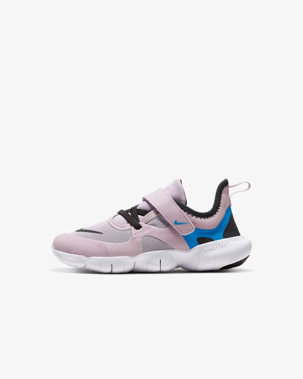 中童 Free RN 5.0 运动鞋
