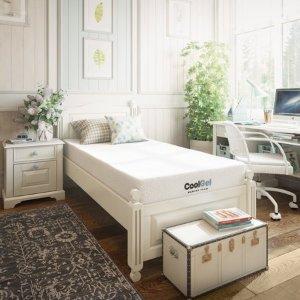 Modern Sleep Cool Gel Ventilated Gel Memory Foam 8-Inch Mattress