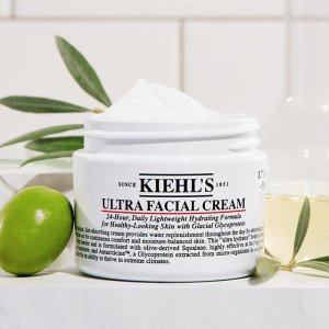 For $55Kiehl's Ultra Facial Cream Home & Away Sale