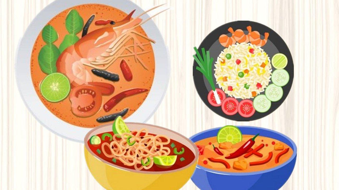 超级美味泰国菜吃什么?冬阴功汤,菠萝炒饭。。哪些料理不能错过?