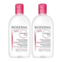 Bioderma 舒颜洁肤液卸妆水 2瓶装
