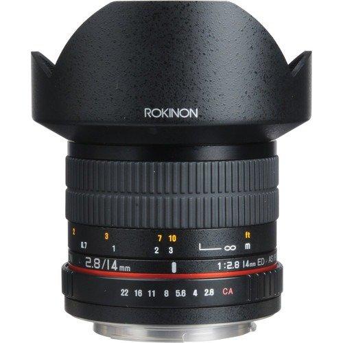 Rokinon 14mm f/2.8 IF ED UMC 镜头 M4/3