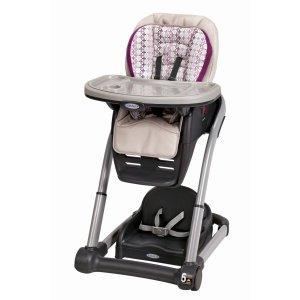低至6折+额外7.5折Graco官网 儿童产品大促 Blossom 6合1餐椅$119好价回归