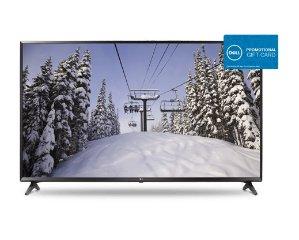 $399.99 送$150礼卡比黒五低:LG 49UJ6300 49'' 4K HDR 超高清 智能电视