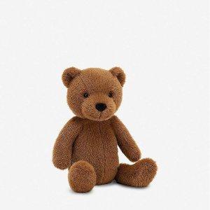 £14收超可爱小熊Jellycat 可爱熊熊新品上市 软软糯糯萌化你的心