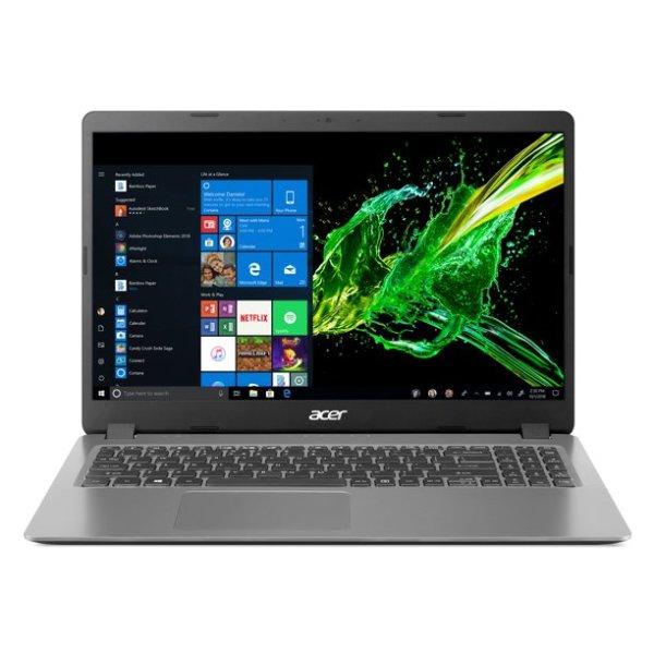 "Aspire 3 15.6"" 笔记本电脑 (i5-1035G1, 8GB, 256GB)"