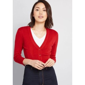 The Dream of the Crop Cardigan