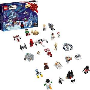 LegoStar Wars 圣诞倒数日历 75279