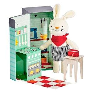 小兔纸做饭玩具