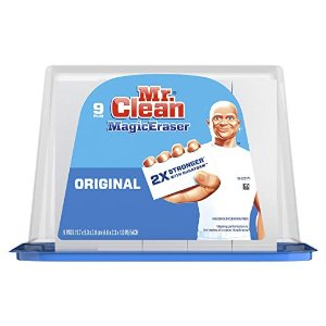$5.54 销量冠军Mr. Clean 魔法清洁海绵 9个装
