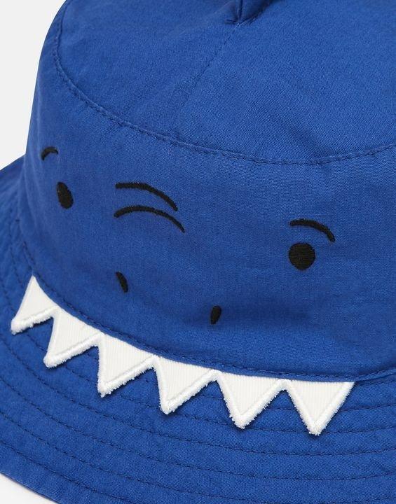 婴儿3D鲨鱼帽
