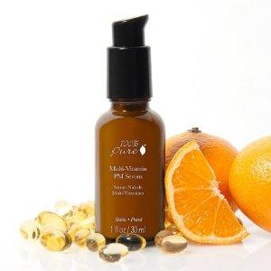 10% off100PercentPure Multi-Vitamin + Antioxidants Potent PM Serum