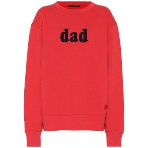 Acne StudiosDad cotton sweatshirt