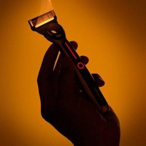 限量1000个Gillette 官网新品发售 发热剃须刀片给你无暇肌肤