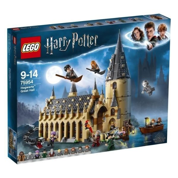 ® Harry Potter™ 75954 霍格沃茨城堡