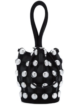 $783 Alexander Wang Mini Roxy Bucket Tote - Buy Online - Fast Delivery, Price, Photo