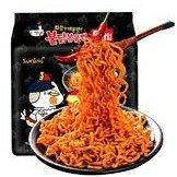 $13.00Samyang Bulldark Spicy Chicken Roasted Noodles 4.9 Oz  Pack of 10