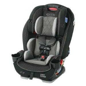 GracoSlimFit Platinum 3合1安全座椅