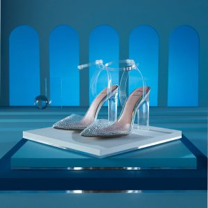 AldoGlassslipper Clear Women's Pumps | Aldoshoes.com US