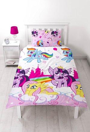 $9.99起Repeat Print Design 儿童床上用品套装 多图案可选