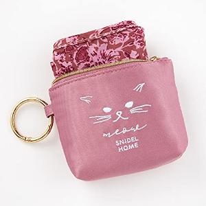 $9.18日本亚马逊 Sweet时尚杂志6月号 送Snidel Home 猫咪零钱包+购物袋