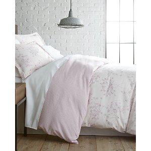 粉嫩床品3件套