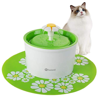 Hommii Pet Drinking Water Fountain