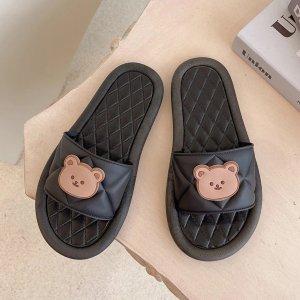小熊室內家居拖鞋