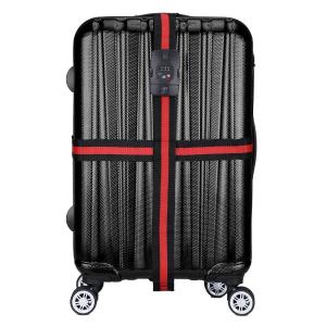 $13.59WindTook 行李箱打包捆绑带带密码锁  安全出游行李无忧