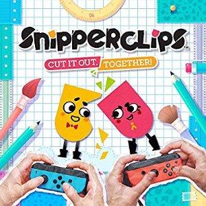 $19.73(原价$28.19)Switch《你裁我剪斯尼帕》数字版 温馨双人游戏