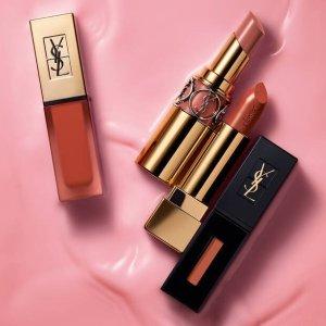 7.3更新 来就是买美妆专栏 | 是心动!奶茶色唇妆 YSL/Armani/香奈尔/CT新品
