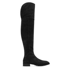 4/4.5/6SW AMBER 麂皮过膝靴