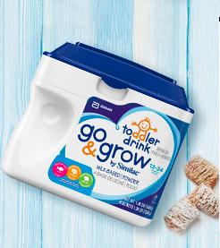 Go&Grow配方奶粉6罐好价¥579中亚海外购雅培原装奶粉、贝亲婴儿用品精选特卖