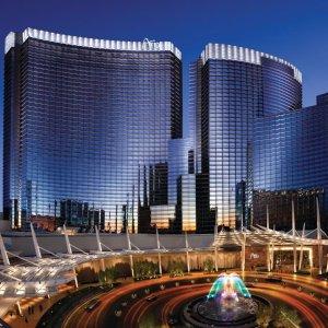 7折 $95/晚起 + 赠送$125餐饮券MGM 年度大促 拉斯维加斯五星级 Aria 酒店特惠