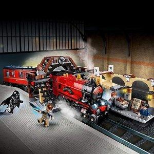 现价£69.99(原价£74.99)Lego 乐高 哈利波特系列 75955 霍格沃茨特快列车