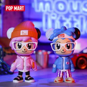 €58.99收 五迷必入POP Mart X 五月天Stayreal 联名盲盒6组装 小小鼠超萌